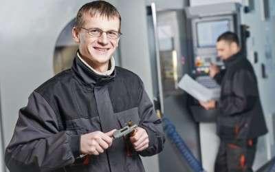 Dílenský technolog/ seřizovač CNC strojů