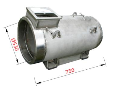 Dvouplášťová kostra statoru materiál nerez 1.4301