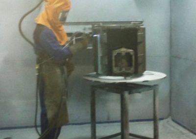 metalizace  příklad